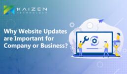 Website updating